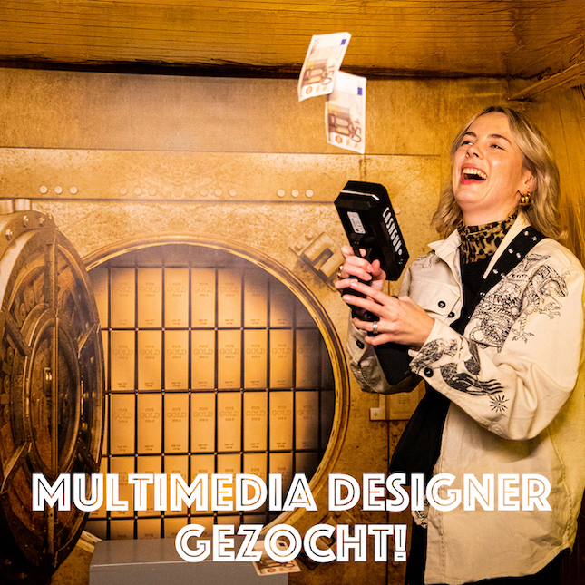 Vacature Multimedia Designer Likeland First Vision